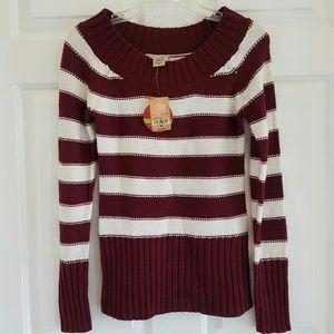 Arizona/striped sweater